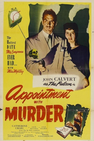 Caratula, cartel, poster o portada de Appointment with Murder