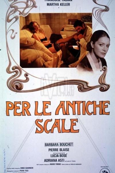 Caratula, cartel, poster o portada de Por las antiguas escaleras