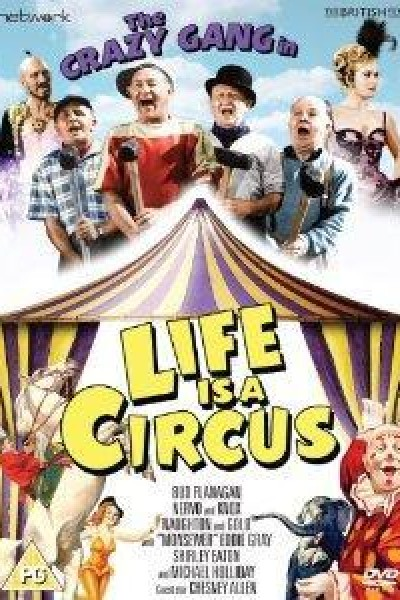 Caratula, cartel, poster o portada de Life Is a Circus