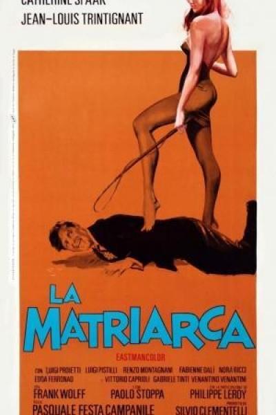 Caratula, cartel, poster o portada de Una viuda desenfrenada