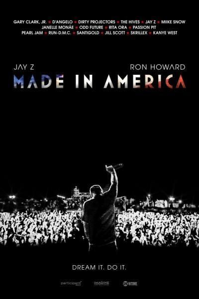 Caratula, cartel, poster o portada de Made in America
