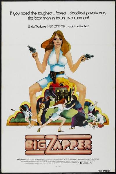 Caratula, cartel, poster o portada de Big Zapper