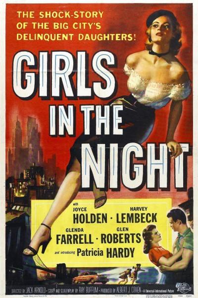 Caratula, cartel, poster o portada de Girls in the Night