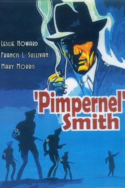 Caratula, cartel, poster o portada de Pimpinela Smith