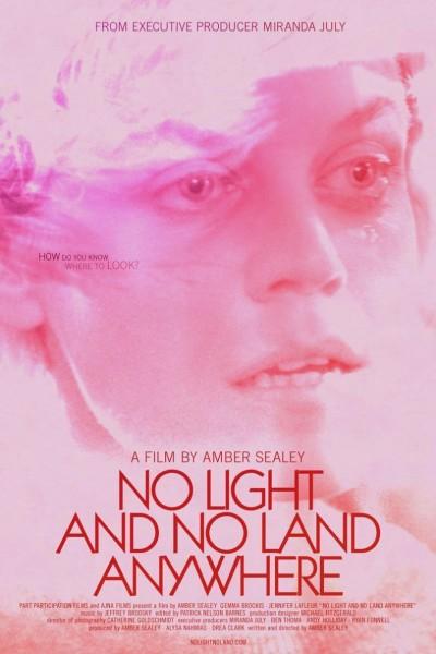 Caratula, cartel, poster o portada de No Light and No Land Anywhere
