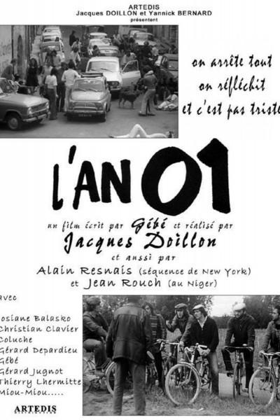 Caratula, cartel, poster o portada de L\'An 01 (El año 01)