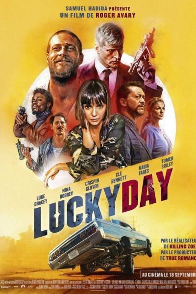 Caratula, cartel, poster o portada de Lucky Day