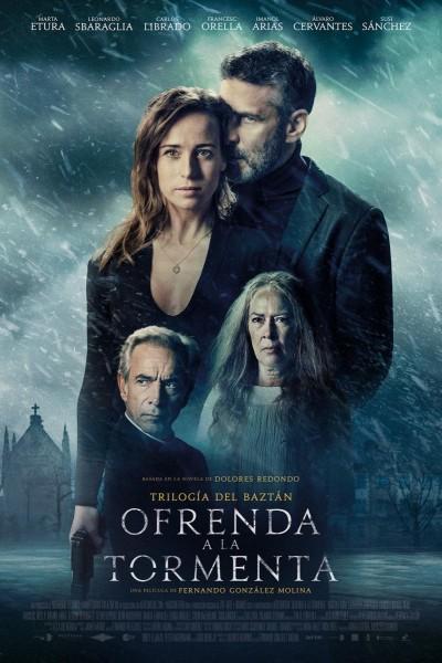 Caratula, cartel, poster o portada de Ofrenda a la tormenta