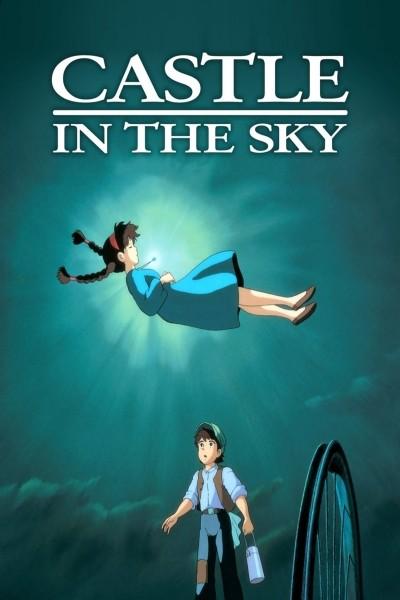 Caratula, cartel, poster o portada de El castillo en el cielo