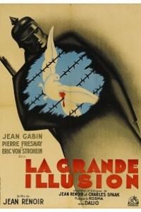 Caratula, cartel, poster o portada de La gran ilusión