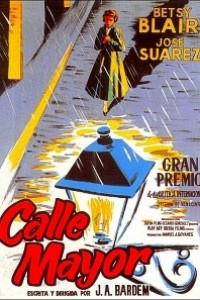 Caratula, cartel, poster o portada de Calle Mayor