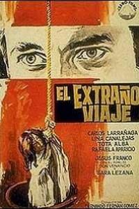 Caratula, cartel, poster o portada de El extraño viaje