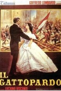 Caratula, cartel, poster o portada de El gatopardo