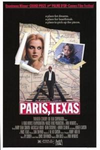 Caratula, cartel, poster o portada de Paris, Texas