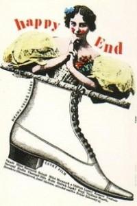 Caratula, cartel, poster o portada de Final feliz (Happy End)