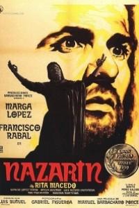 Caratula, cartel, poster o portada de Nazarín