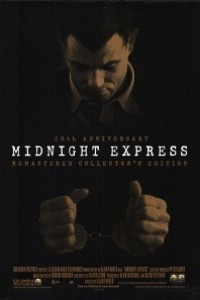 Caratula, cartel, poster o portada de El expreso de medianoche