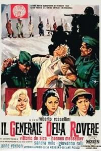 Caratula, cartel, poster o portada de El general de la Rovere