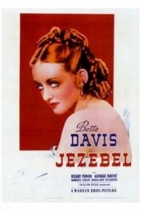 Caratula, cartel, poster o portada de Jezabel