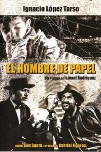 Caratula, cartel, poster o portada de El hombre de papel