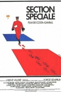 Caratula, cartel, poster o portada de Sección especial