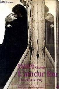 Caratula, cartel, poster o portada de L\'amour fou