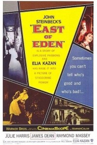 Caratula, cartel, poster o portada de Al Este del Edén