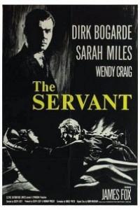 Caratula, cartel, poster o portada de El sirviente