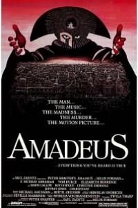 Caratula, cartel, poster o portada de Amadeus