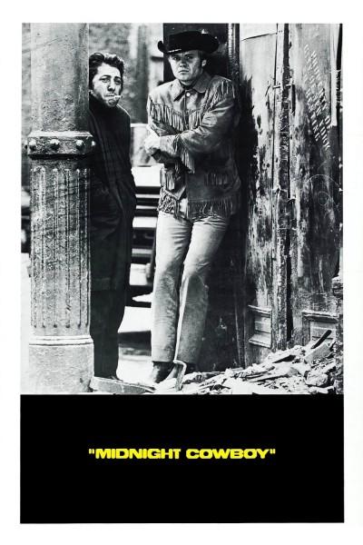 Caratula, cartel, poster o portada de Cowboy de medianoche