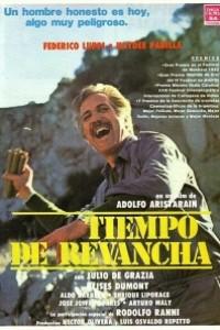 Caratula, cartel, poster o portada de Tiempo de revancha
