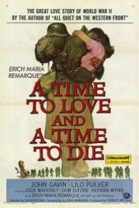 Caratula, cartel, poster o portada de Tiempo de amar, tiempo de morir