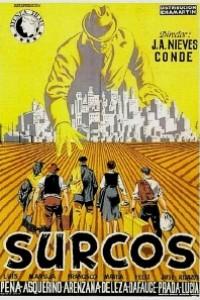 Caratula, cartel, poster o portada de Surcos
