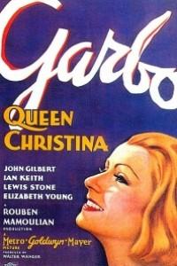 Caratula, cartel, poster o portada de La reina Cristina de Suecia