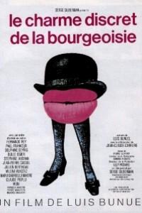 Caratula, cartel, poster o portada de El discreto encanto de la burguesía