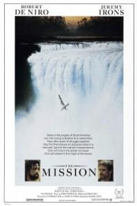 Caratula, cartel, poster o portada de La misión