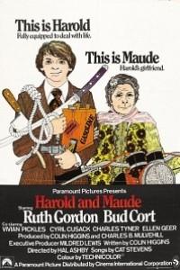 Caratula, cartel, poster o portada de Harold y Maude
