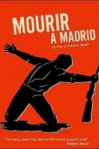 Caratula, cartel, poster o portada de Morir en Madrid