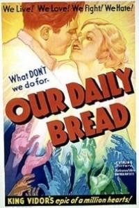 Caratula, cartel, poster o portada de El pan nuestro de cada día