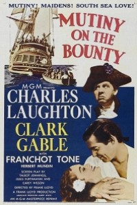 Caratula, cartel, poster o portada de La tragedia de la Bounty