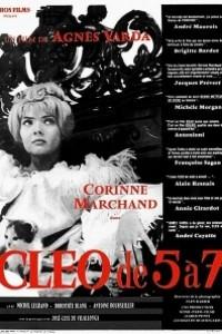 Caratula, cartel, poster o portada de Cleo de 5 a 7