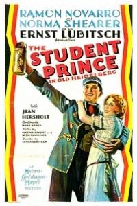 Caratula, cartel, poster o portada de El príncipe estudiante