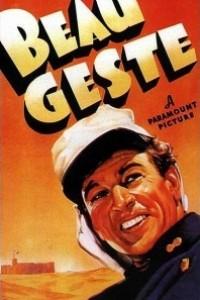 Caratula, cartel, poster o portada de Beau Geste