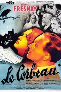 Caratula, cartel, poster o portada de El cuervo