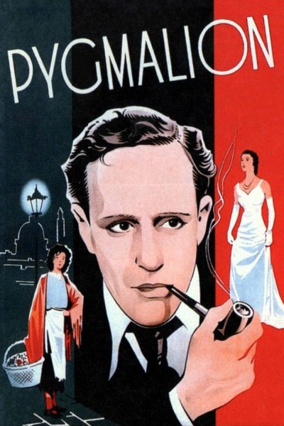 Caratula, cartel, poster o portada de Pygmalion