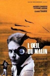 Caratula, cartel, poster o portada de El ojo maligno