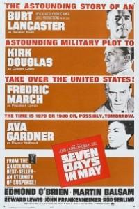 Caratula, cartel, poster o portada de Siete días de mayo