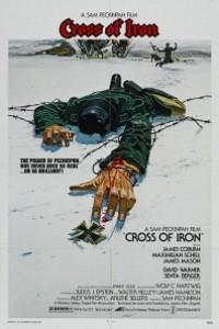 Caratula, cartel, poster o portada de La cruz de Hierro