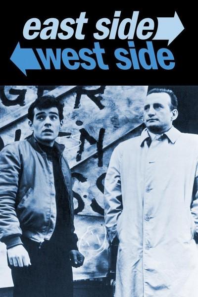 Caratula, cartel, poster o portada de East Side / West Side