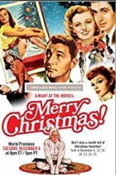 Caratula, cartel, poster o portada de Una noche de película: Feliz Navidad